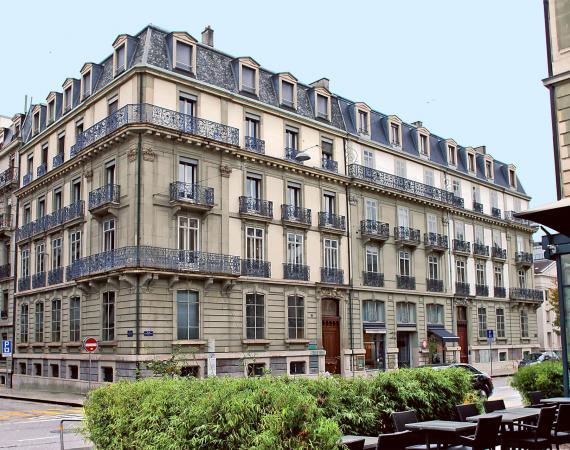 Bureaux de Lawffice 22 Rue du Général Dufour