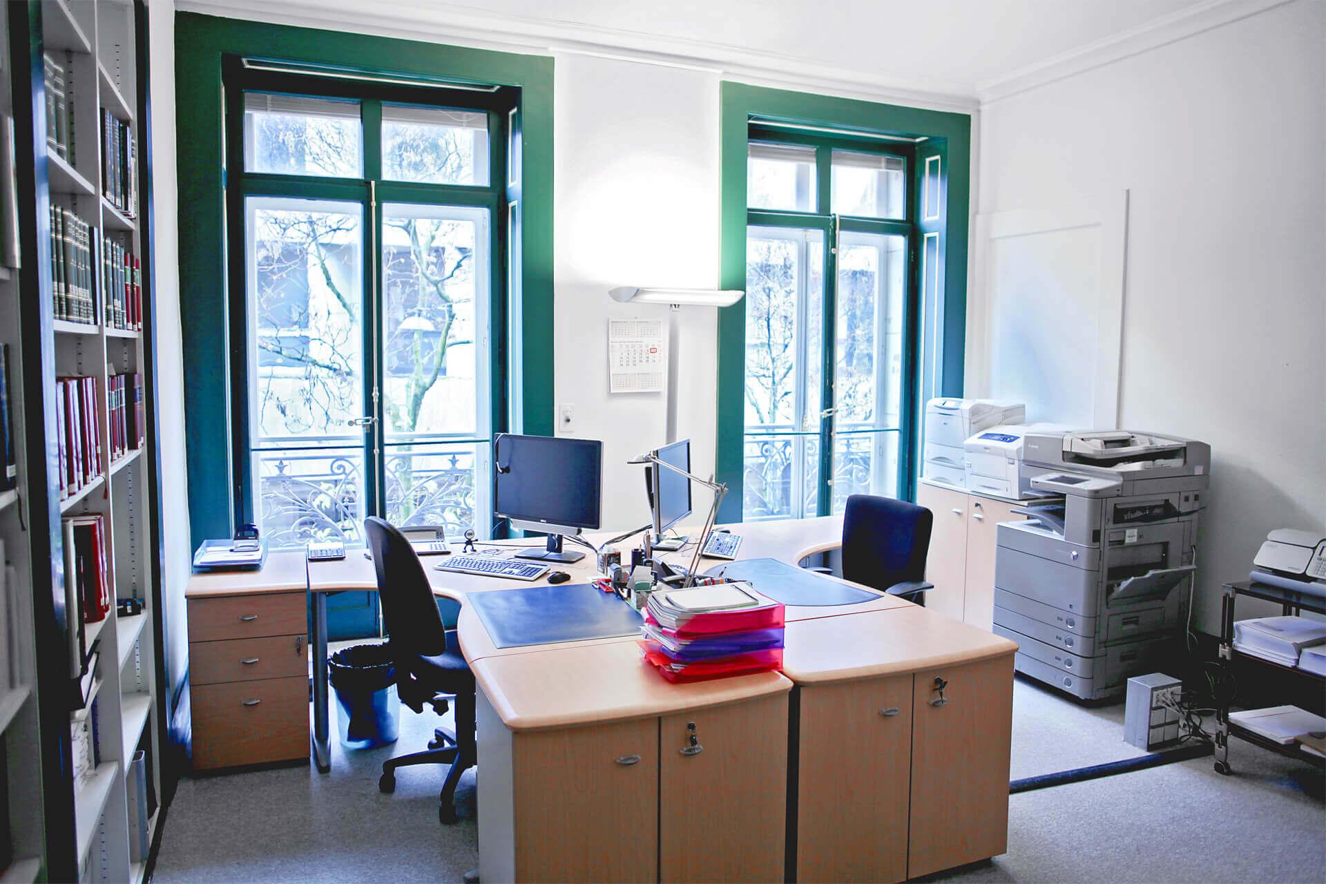 Bureau n°6 coworking pour avocats